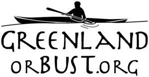 Greenland Or Bust Logo